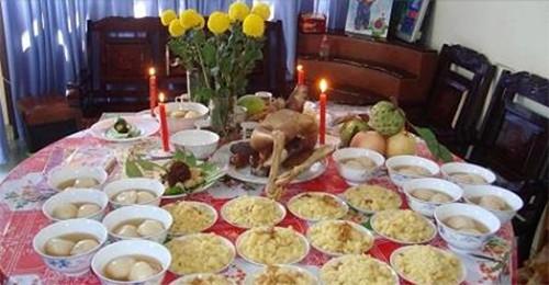 Lễ cúng đầy tháng một nghi lễ từ lâu đời