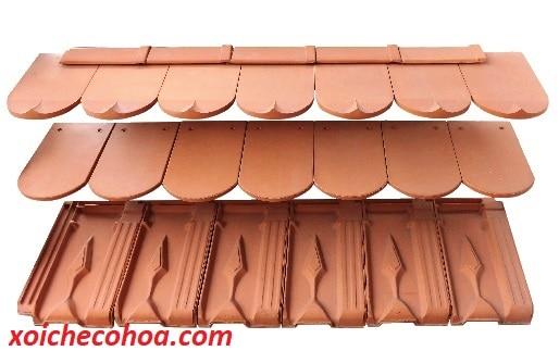 Hình ảnh minh họa ngói nguyên vật liệu cất mái nhà khi chuẩn bị làm lễ động thổ cần những gì